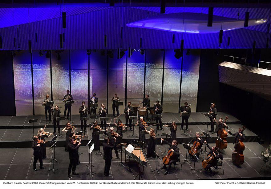"""Gotthard Klassik-Festival 2021: """"GENERELL5"""""""